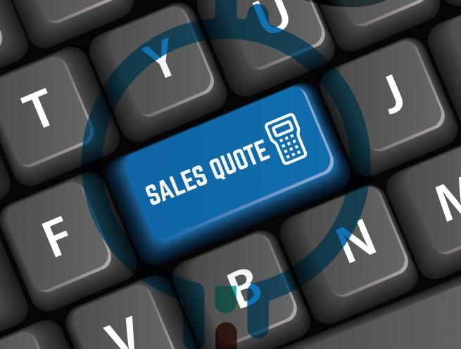 5. Sales quote