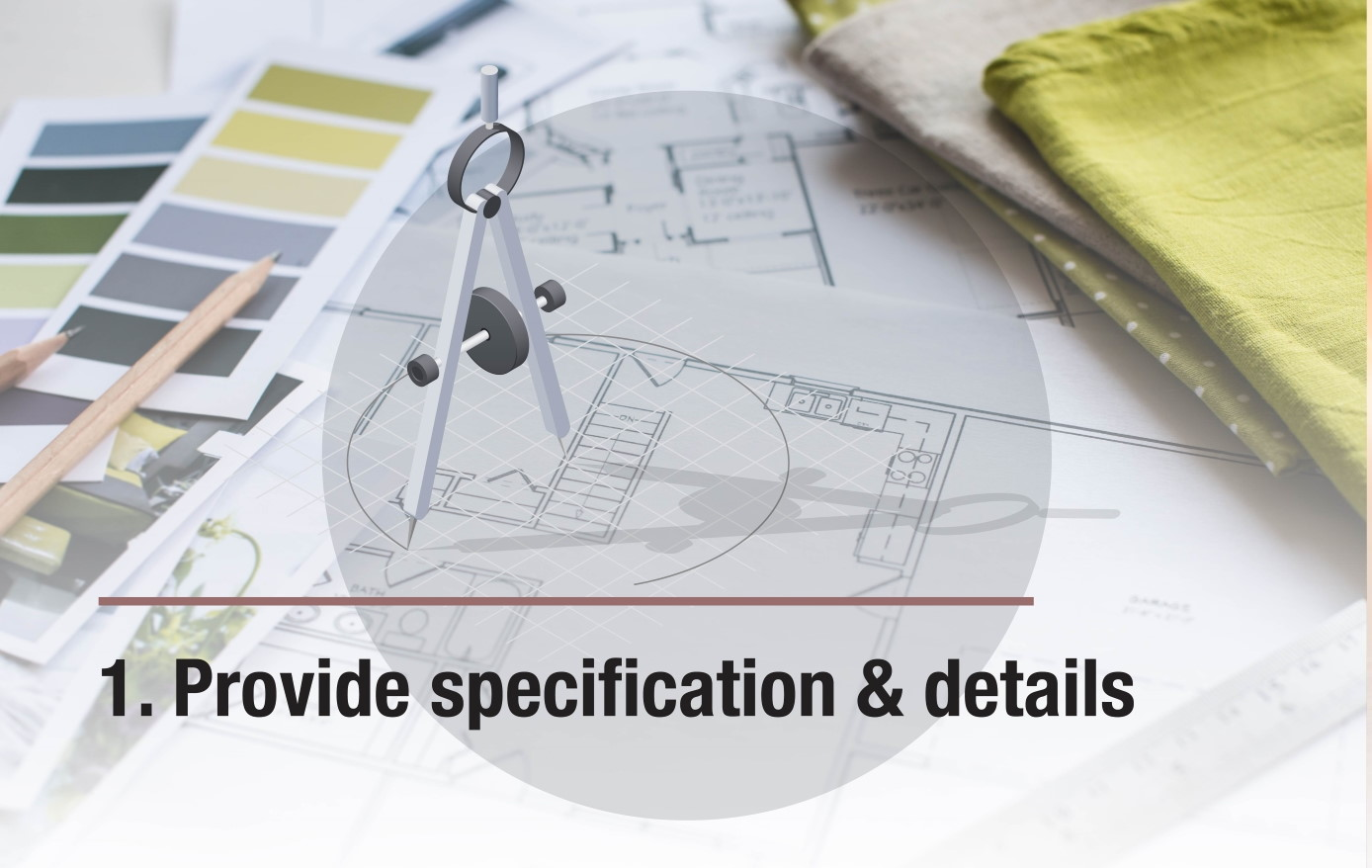 Provide specification & detail