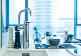 Well-made, stylish faucets