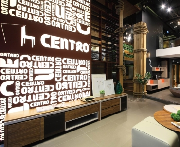 Centro Showroom in Hong Kong