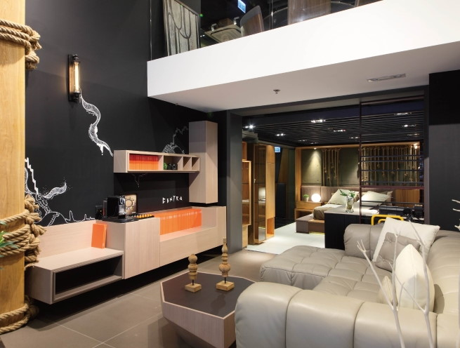 Centro Showroom in Hong Kong 2